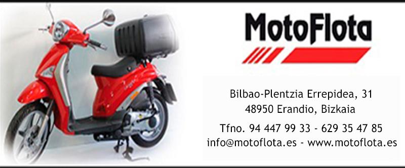 MOTO FLOTA